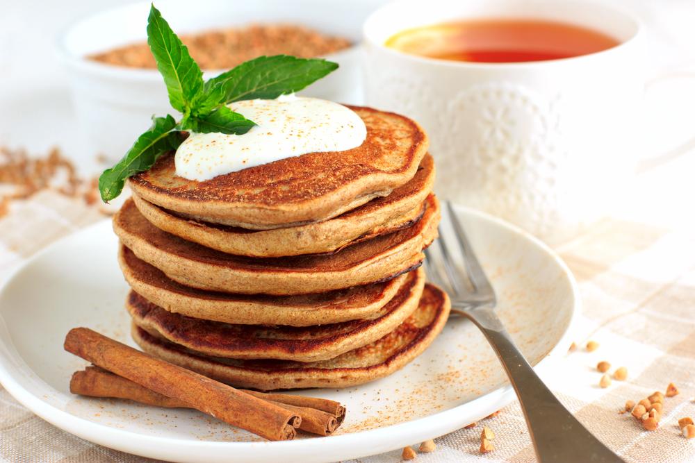 cinnamon-pancake