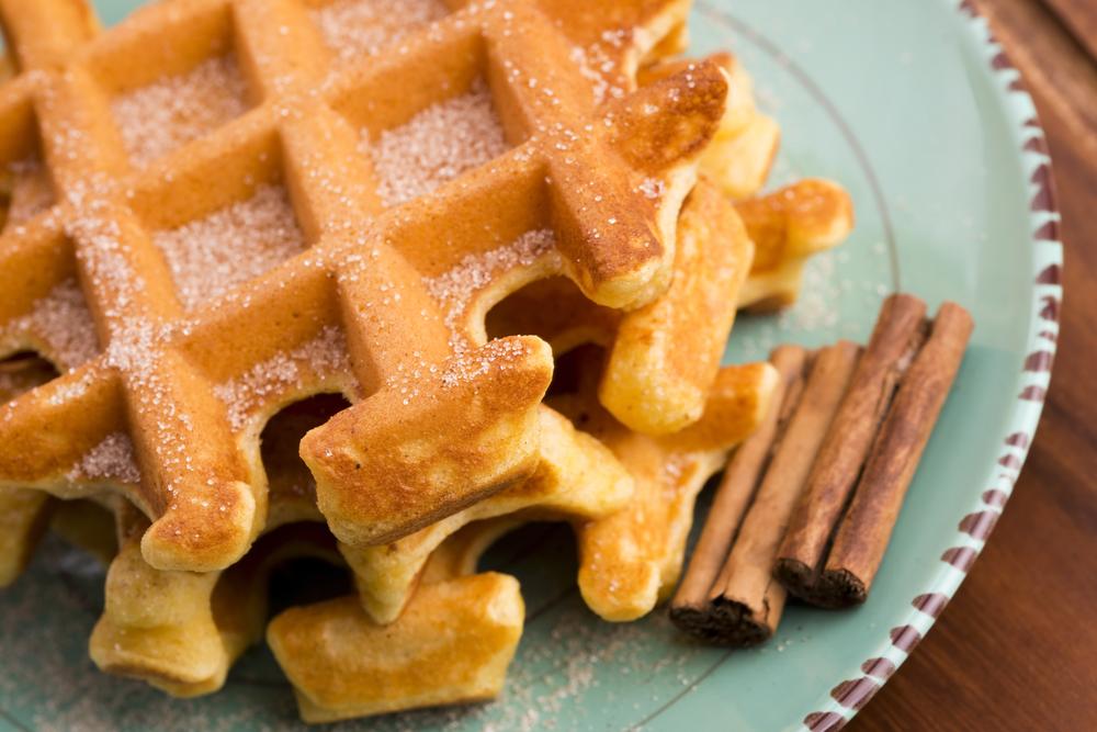 cinnamon-waffle