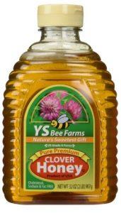 clover-honey-pure-premium-ys-bee-farms