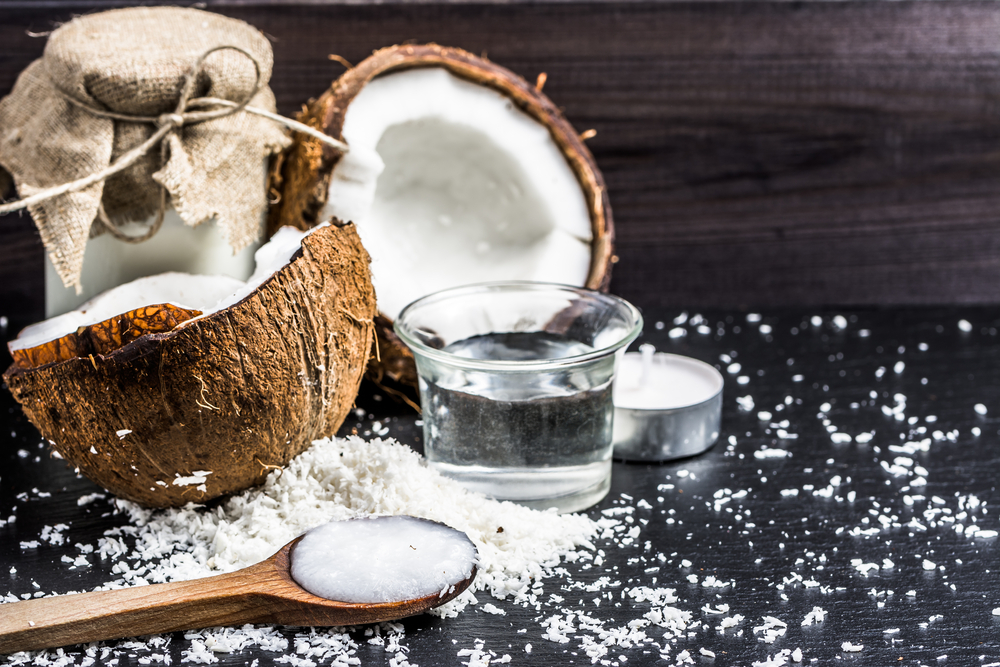 coconut-oil-and-coconut-on-nice-backgroud