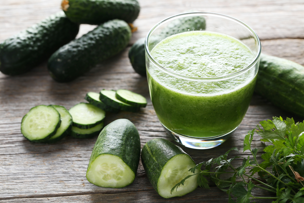 Cucumber Detox Juice