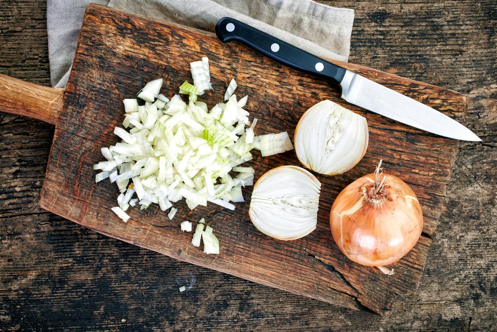 cutting-onion