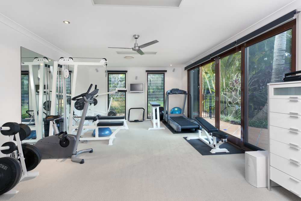 8 effective and low cost home exercise equipment for The cost of building your own home