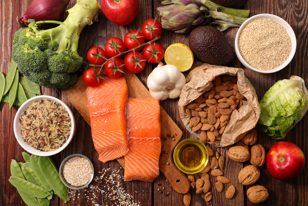 Healthy foods for a healthier Artery
