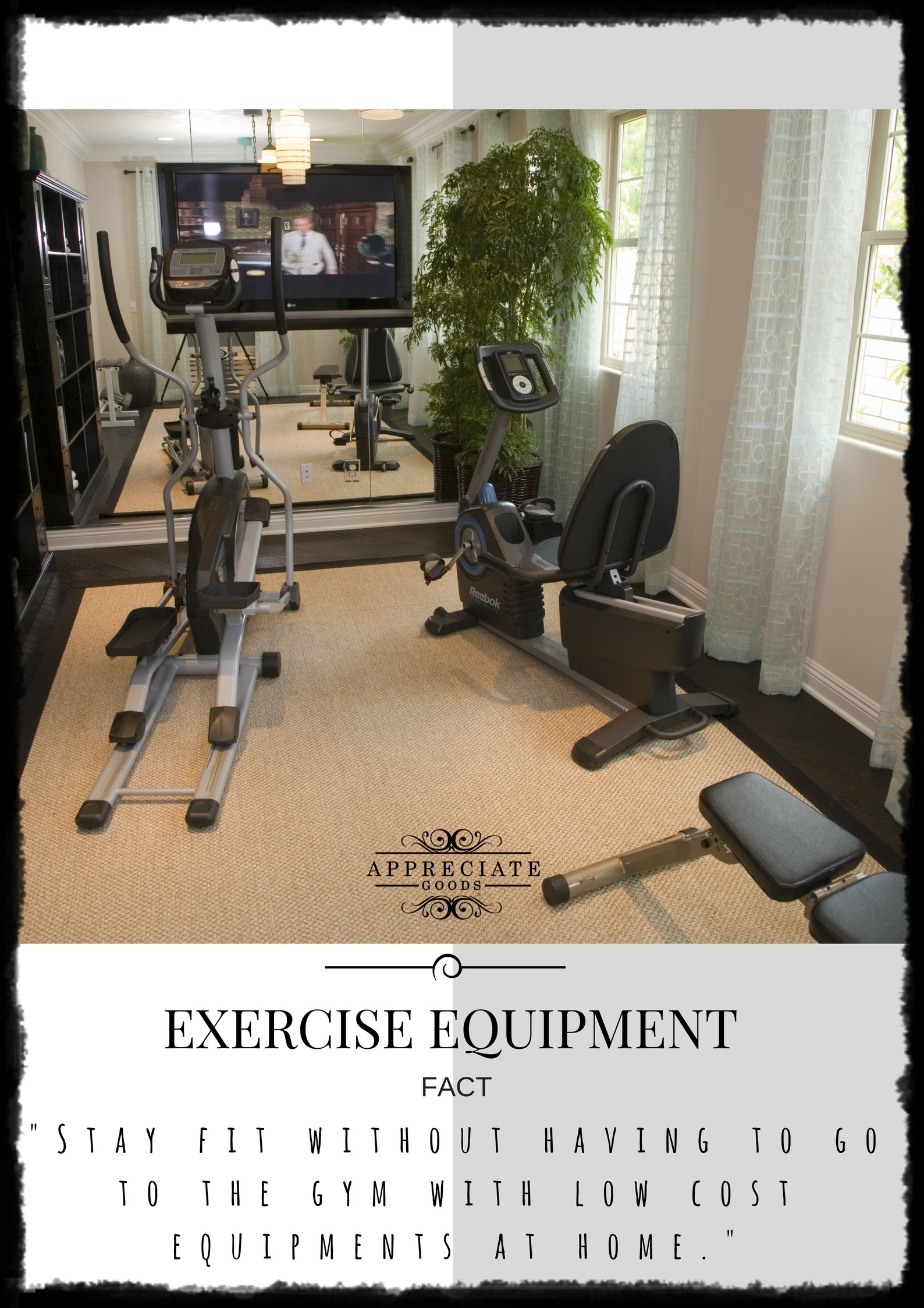Review Exercise Equipment