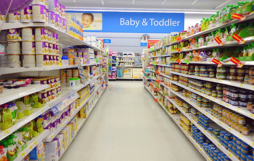 shopping-at-baby-section-in-a-supermarket