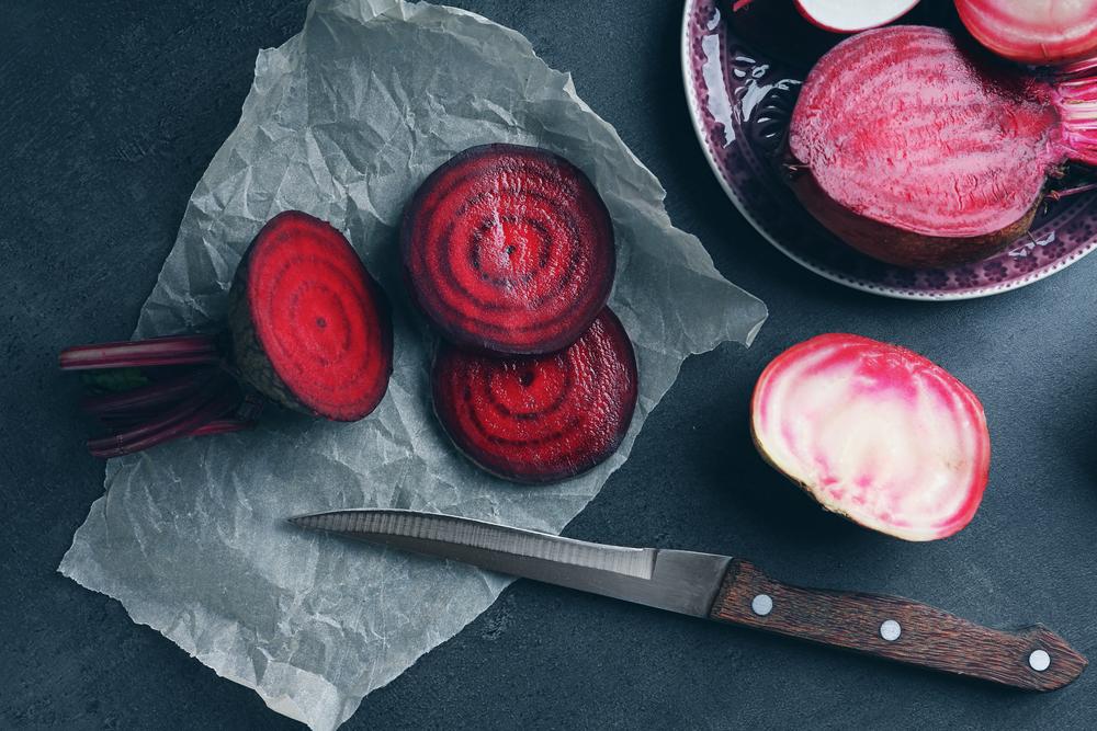 slicing-beet
