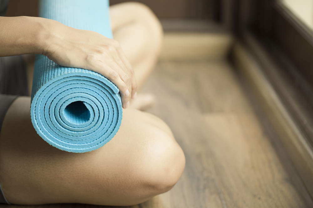 Yoga mat featured image