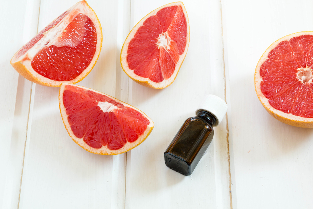 5 Essential Oils For Cellulite Reduction - How To Get Rid ... |Grapefruit Essential Oil