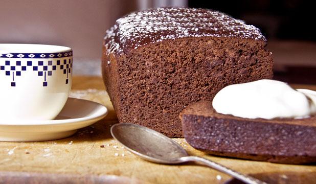 Red Kidney Bean Chocolate Cake
