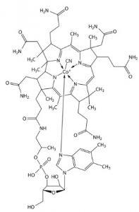 b12-cobalamin-molecular-structure