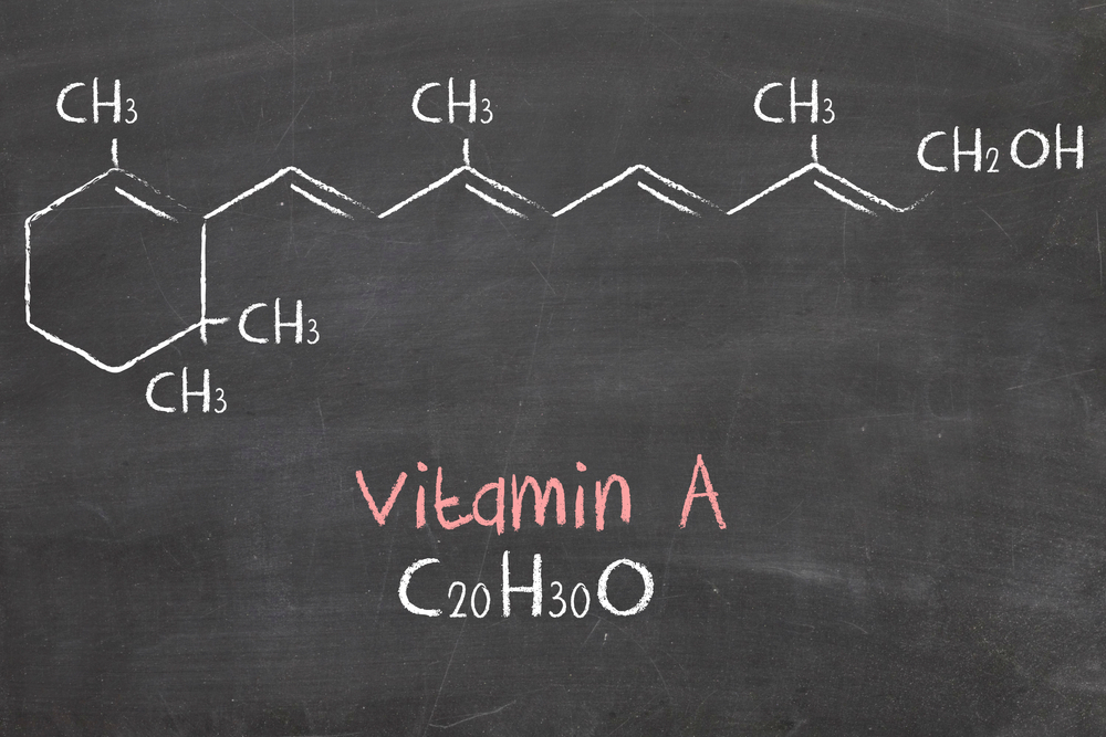 black-board-vitamin-a-c20h30o
