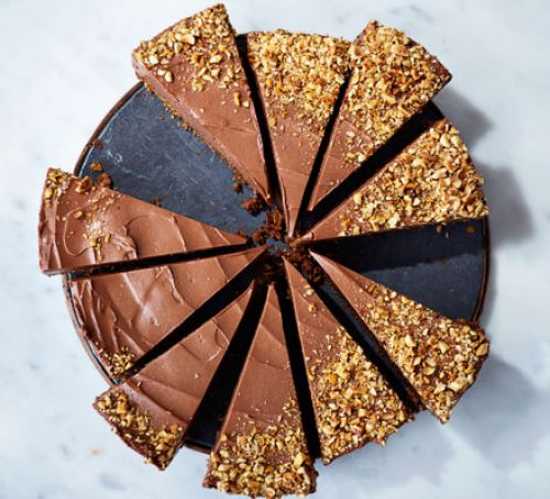 chocolate-hazelnut-ice-cream-cheesecake