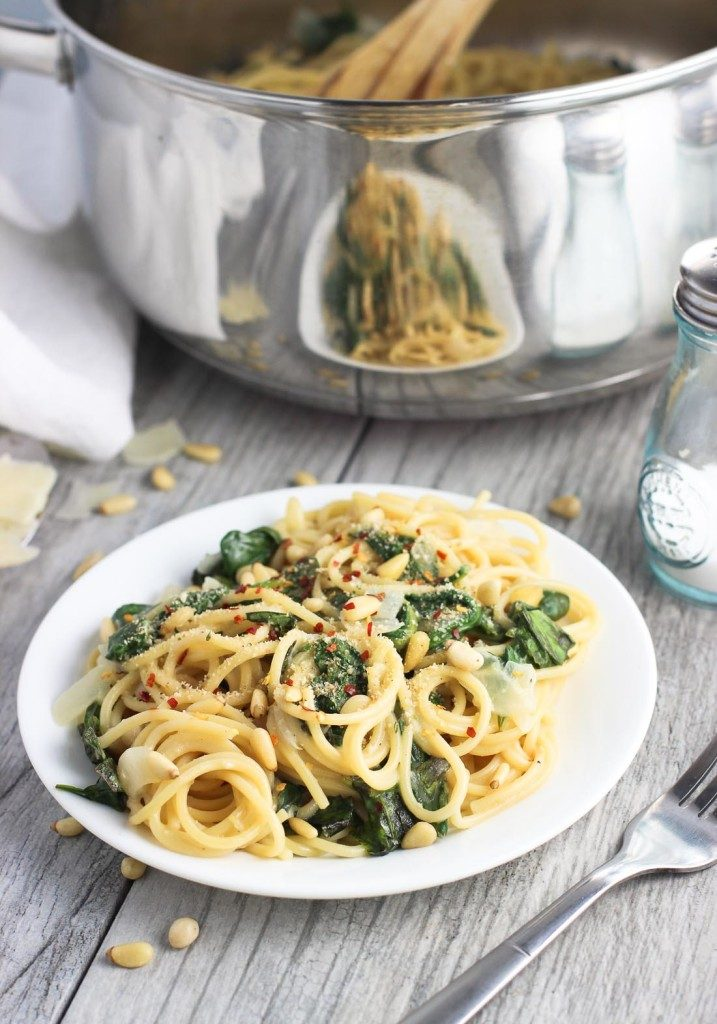 creamy-lemon-spinach-one-pot-pasta