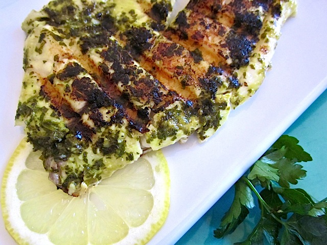 Quick Lemon Garlic Fish