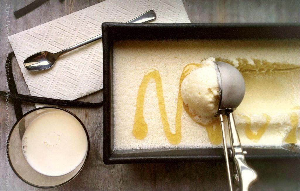 honey-ice-cream