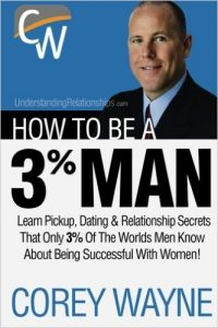 how-to-be-a-3-percent-man-book