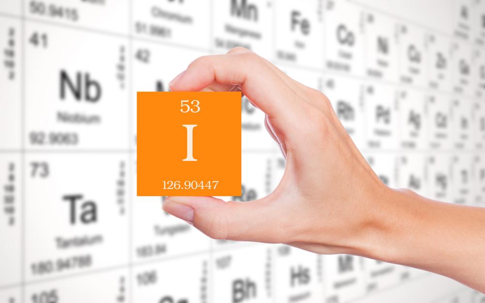 iodine-automic-number-53