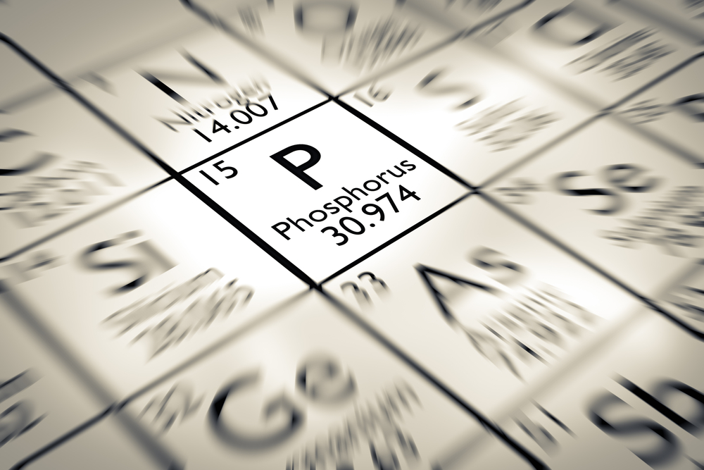 phosphorus-minerals