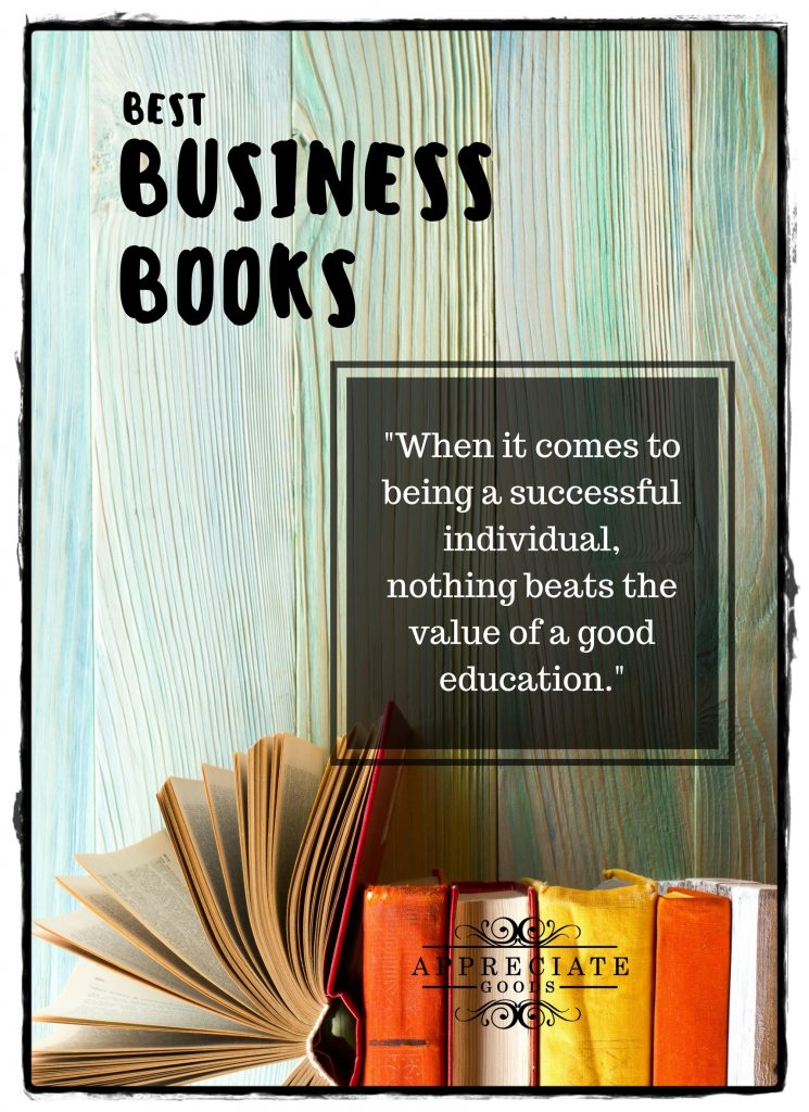 Best Business Books - Highly Recommended