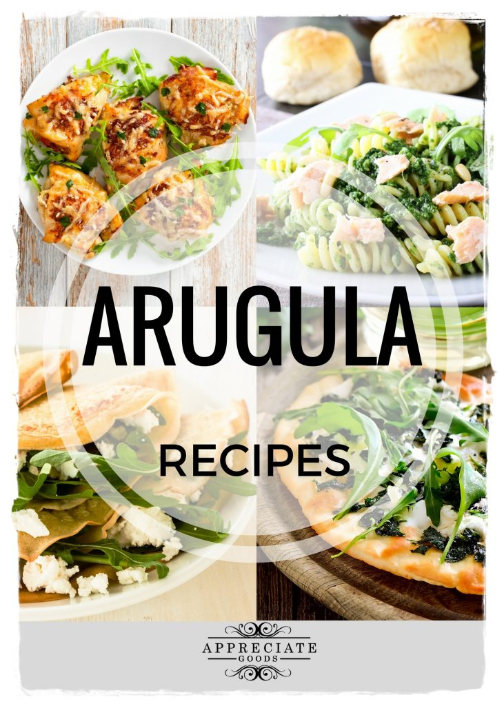 recipes-arugula
