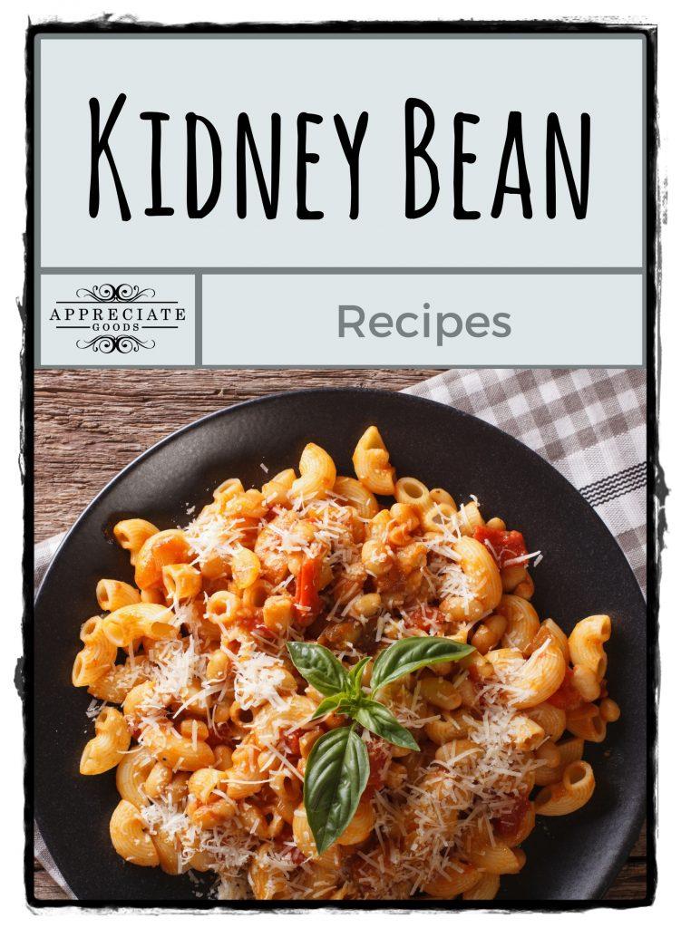 recipes-kidney-beans