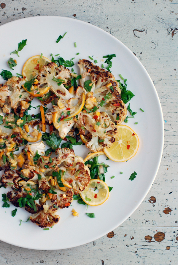 roasted-cauliflower-steaks-with-meyer-lemon-relish