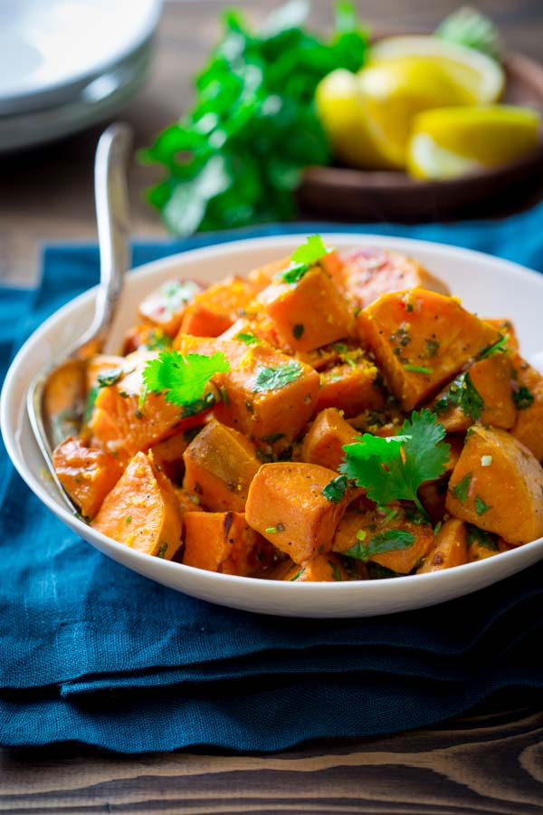 roasted-sweet-potatoes-with-citrus-dressing