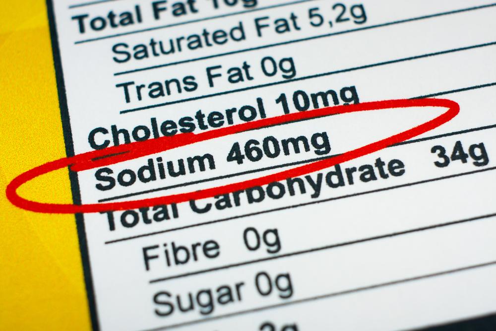 sodium-label