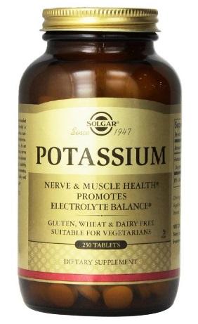 Solgar Potassium Tablets