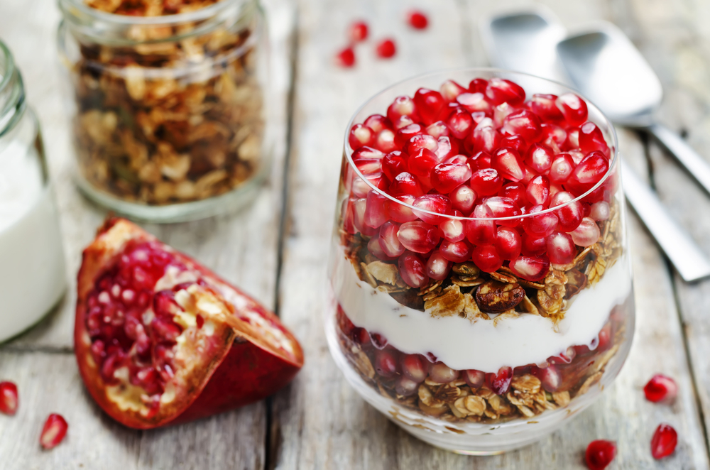 super-tasty-pomegranate-packed-parfait