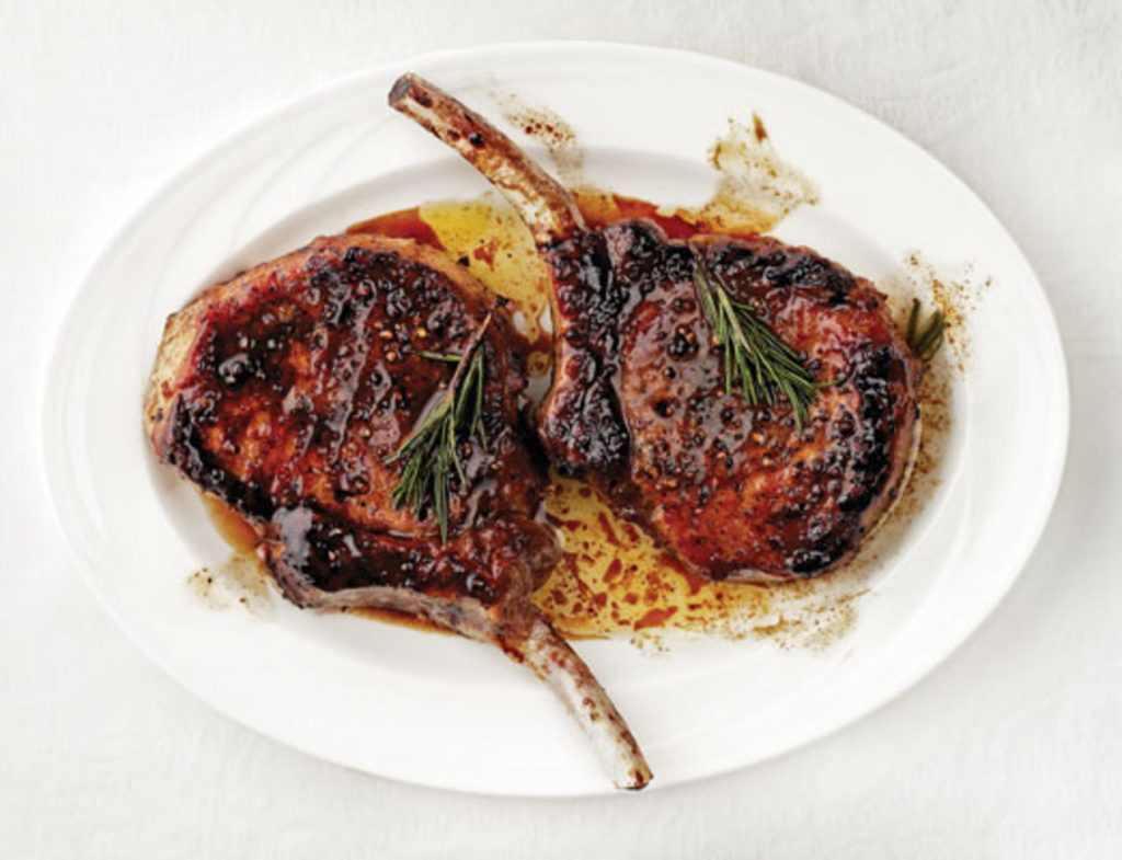 sweet-and-sour-glazed-pork-chops