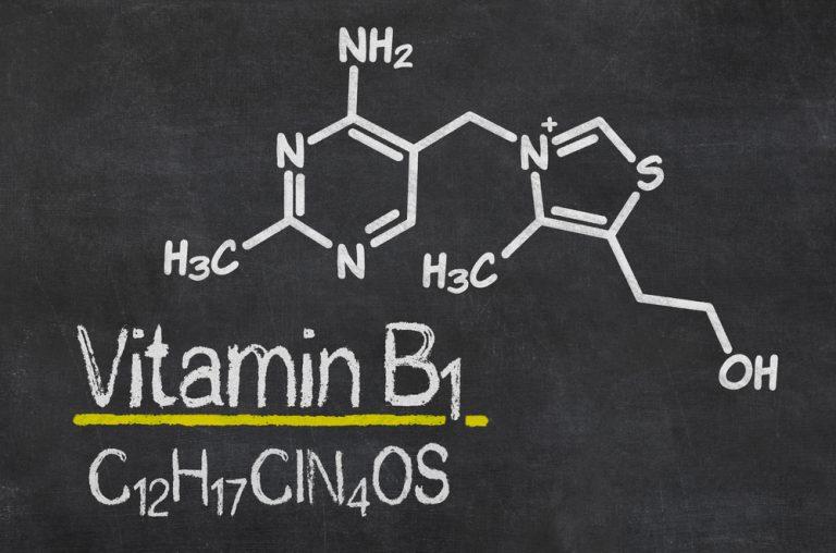 vitamin-b1-thiamine-science-blackboard