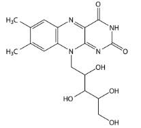 vitamin-b2-riboflavin-molecular-structure