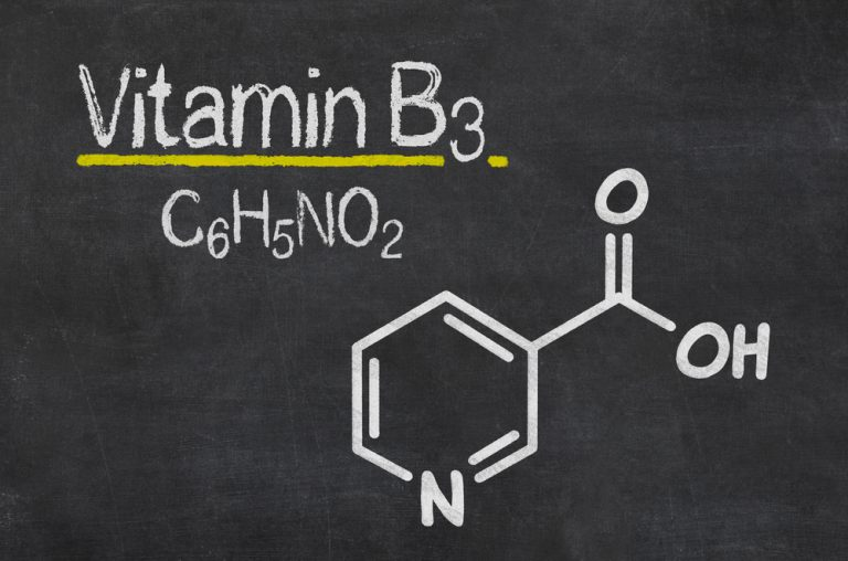 vitamin-b3-niacin-blackboard