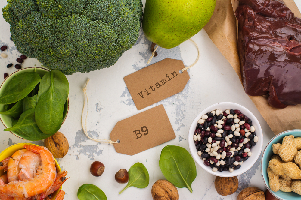 Vitamin b9 aka Folate