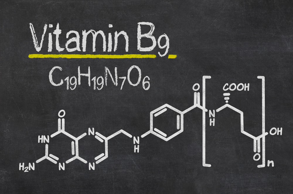 Vitamin b9 featured Image