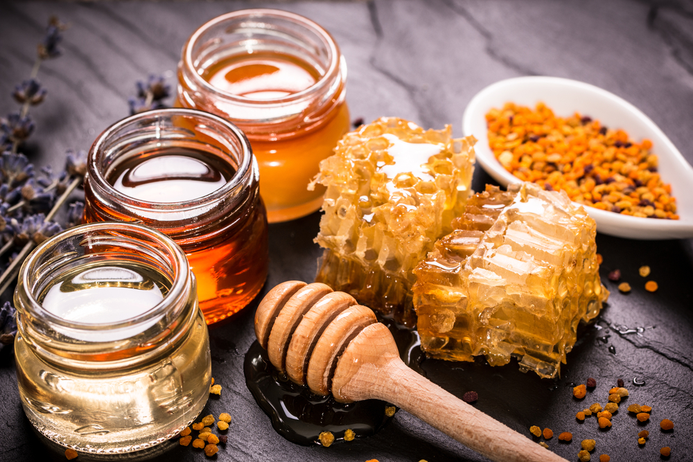 different-types-of-honey