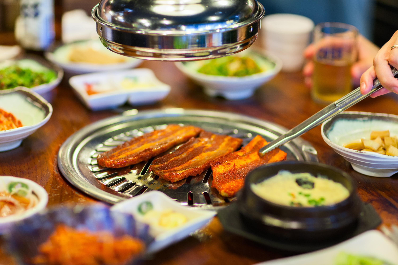 Korean Meals