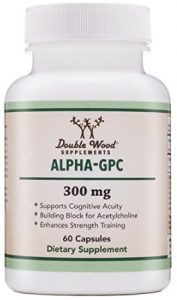 Alpha GPC Choline Supplement, Pharmaceutical Grade