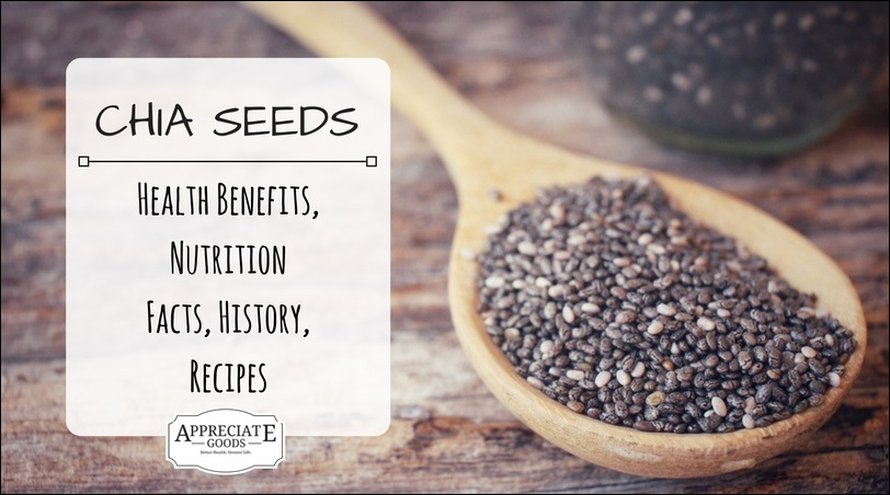 Chia Seeds: Health Benefits, Nutrition Facts, History, Recipes