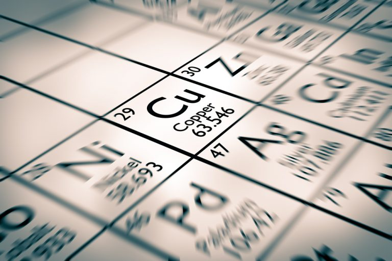 Copper Chemical Elements