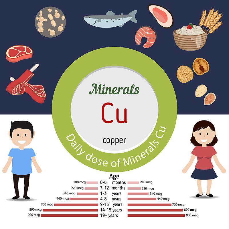 Copper Daily Dose of Minerals