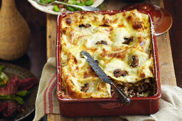 mixed-mushroom-lasagne