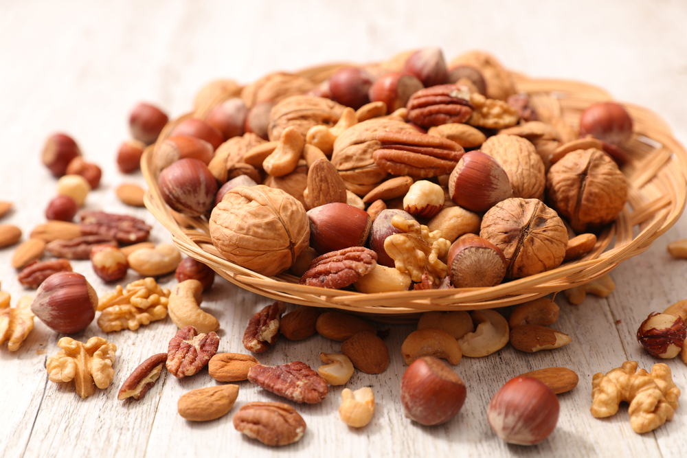 Nuts and seeds Featured Image