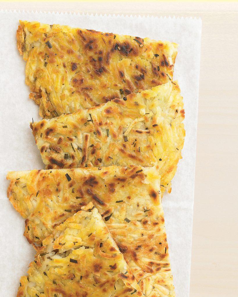 Potato - Chive Pancake