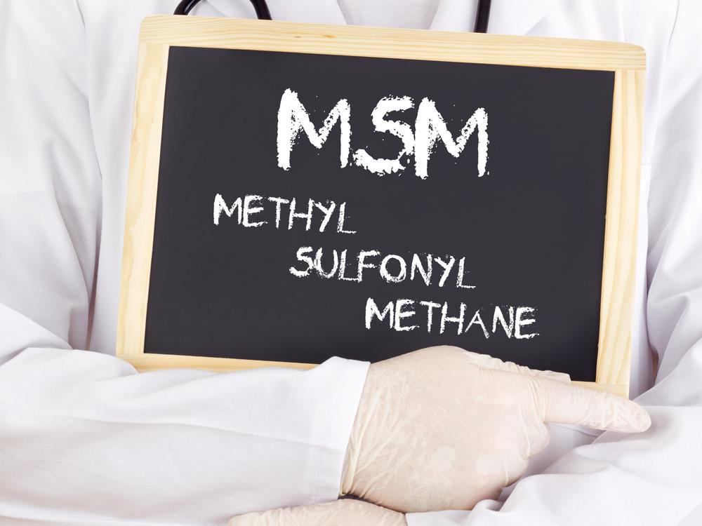 MSM aka methylsulfonylmethane