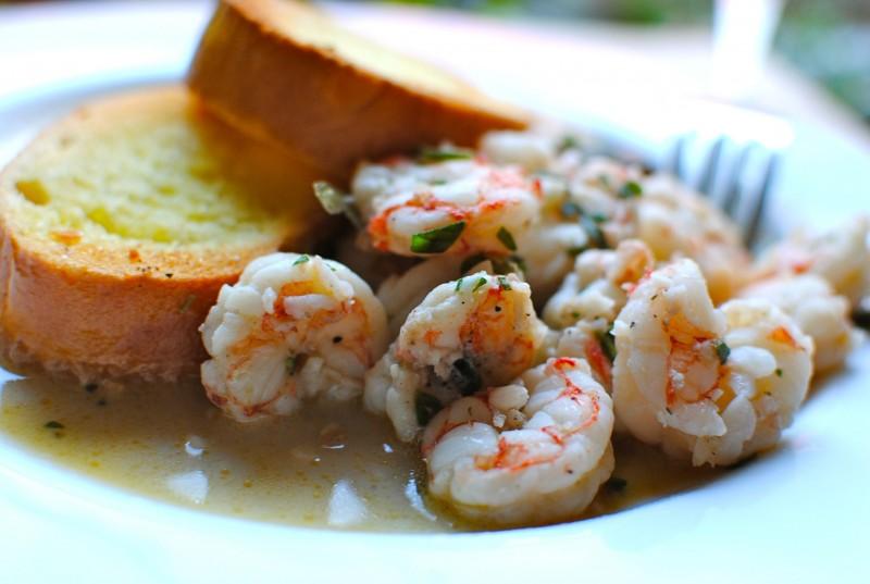 Shrimp Mosca