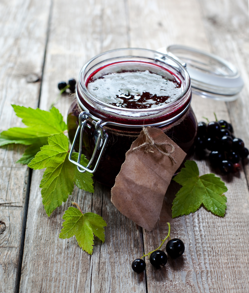 Blackcurrant Jam Recipe 1