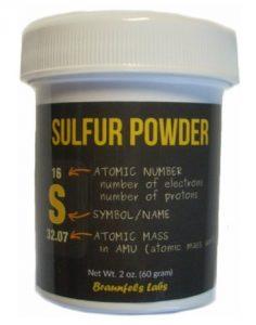 Braunfels Labs Sulfur Powder